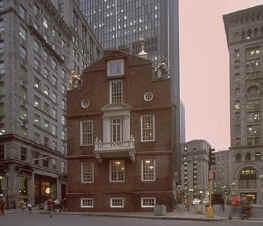 Historic Old State House, Boston, Massachusetts photo.